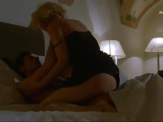 Andrea Osvart having sex with an Italian guy
