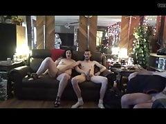 swinger Real Amateur video
