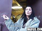 Mofos - Public Pick Ups - Railin Her in the Train Yard starr