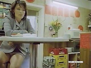 Celebrity Mature porno: Iris Berben mega upskirt 02 - 20 years ago