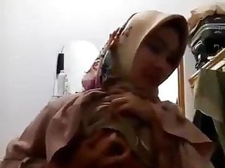 Young and HijabiIndonesian Shy  Teen