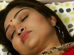 Tamil actress Neelima's hot boobs fondled