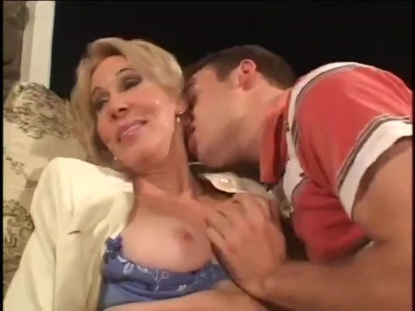 Milf Blackmailed Sons Friend