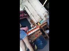 Buen Butt Mercado Cougar Casada