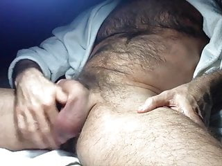 Ben751 Playing with my loose, floppy balls and cock