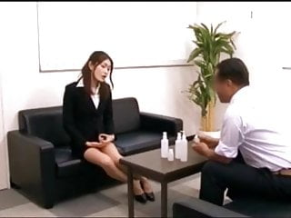 Censored good asian woman lewd scene 4...