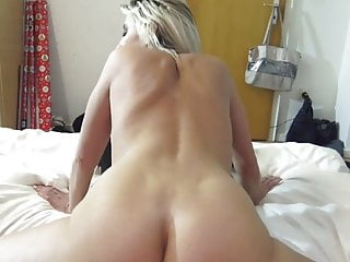 POV Younger Man fucking Hot mom