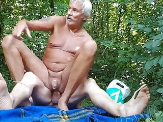 Cruising wonderful slutty grandpa...