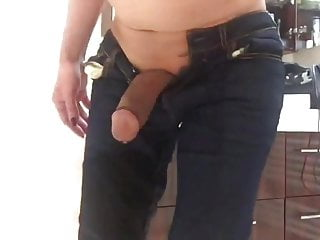 Caution german tranny with monstercock piss...