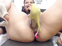 The Just Enjoy Her Fresh High Heels