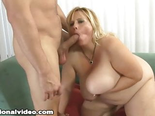 Fat Wife Loves to Fuck Young Hung Studs
