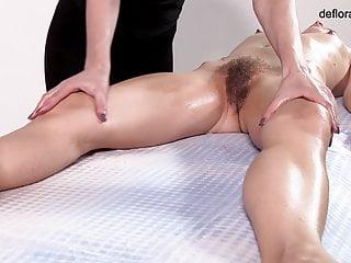 Hairy Pussy Massage Tube