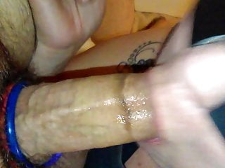 Fuck pig eats dick and gets fucked