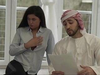 Coco de mal fucks her arab student 5...