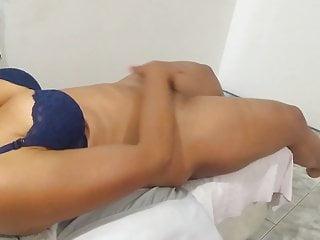Slut Pleasuring With hand