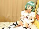 my kigurumi white school costume