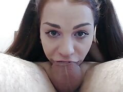 amazing 69 deepthroat blowjob