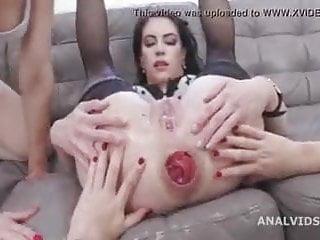 FULL VIDEO IN COMMENTS 27 Deepthroat anal piss gangbang slut