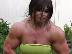 MUSCLE FBB A.T. WORKOUT – FEMALE MUSCLE SEXY