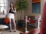 Alison Brie - Smirnoff Vodka Commercial, April 2014