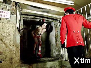La prigione delle torture nella campagna ciociara