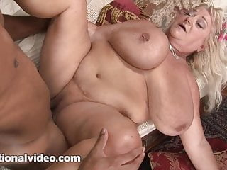 BBW Big black dick fucking sex
