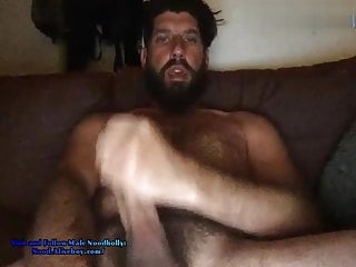 Big beard off his huge cock...