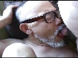 japanese Old Man 591
