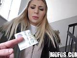 Mofos - Public Pick Ups - Facial for Blonde Artist starring