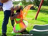 Public Sex : Pokemon Go to catch a Horny Pikachu