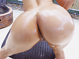 Abella Danger has a perfect 10 ass
