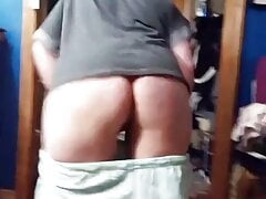 My gaping asshole needs a fat cock inside