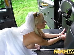 Fake Cab Killer Tara Spades Creampied On Her Wedding Day