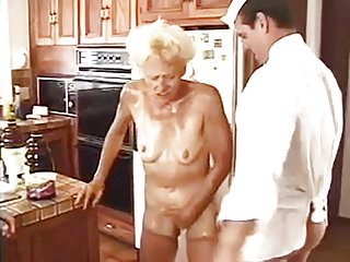Granny wants and dp...