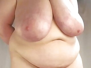 Thick european mega big vein knockers bbw