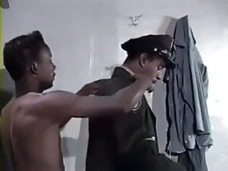 Black inmate black prison guard...