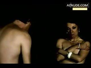 B. La Font in white panties in 1979 movie