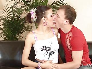 skinny sister seduce to fuck by step bro when mom awayPorn Videos