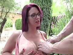lady with glassesfree full porn