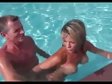 Sabrina French Milf Pool (No sound, poor quality...)