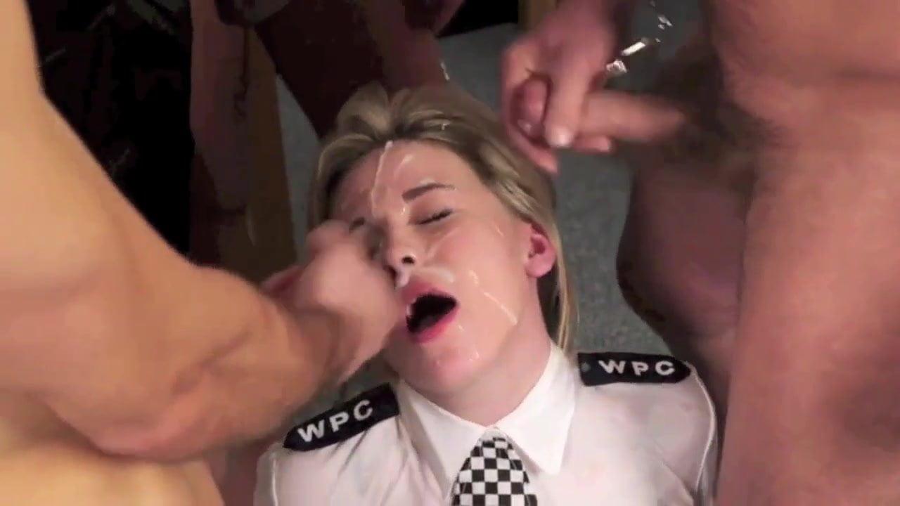 Blonde Gf Oral Creampie