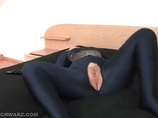 Lesbian Spandex