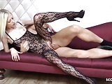 Anorexic Small German Teen at First Time Porn Casting Sex