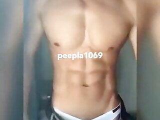 سکس گی Asian huge cock muscle  hunk  handjob  chinese (gay) big cock gay (gay) asian