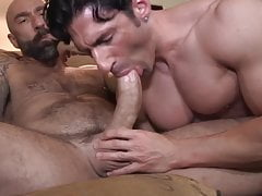 two daddies bareback fuckfree full porn