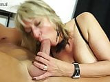 55YO mother cheating with bad boy