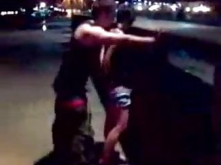 Bulgarian fuck in the street