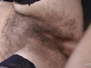 most hairy pussy milf in the world seduce to fuck germanPorn Videos