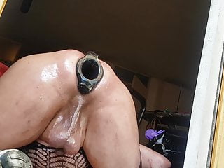 Latex Shemale Guy Fucks Shemale Shemale porno: DGB - DIRTY GARDENBOY LOOK ALIKE - ANALFIST - EXTREME GAPE Y