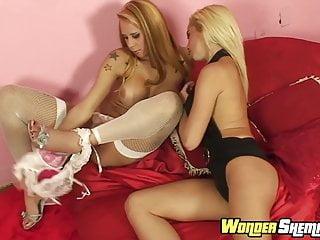 Sabrina sex Blondie Sandy and time Fernanda